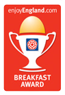 Seaview House has given a Breakfast award